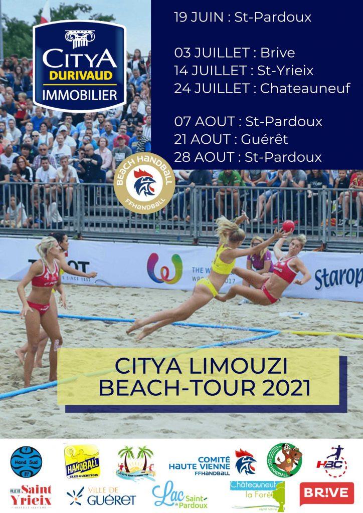 Citya Limouzi Beach Tour